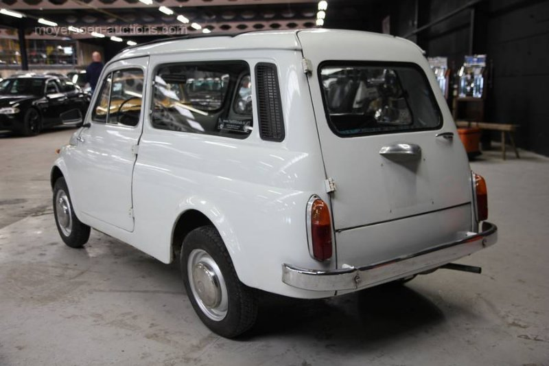 1976 AUTOBIANCHI Bianchina Giardiniera For Sale by Auction (picture 3 of 6)