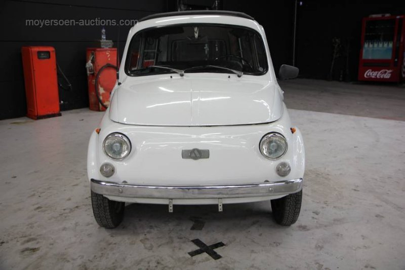 1976 AUTOBIANCHI Bianchina Giardiniera For Sale by Auction (picture 4 of 6)