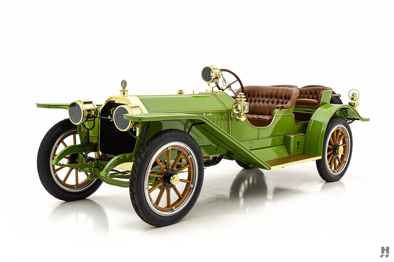 1909 PEERLESS MODEL 25 RACEABOUT For Sale (picture 1 of 6)