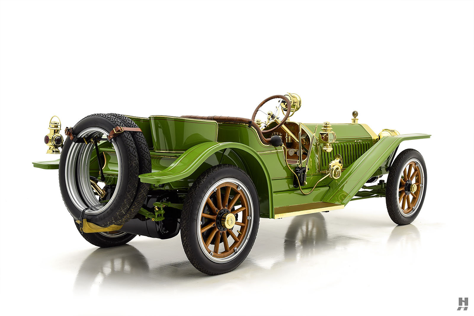 1909 PEERLESS MODEL 25 RACEABOUT For Sale (picture 5 of 6)