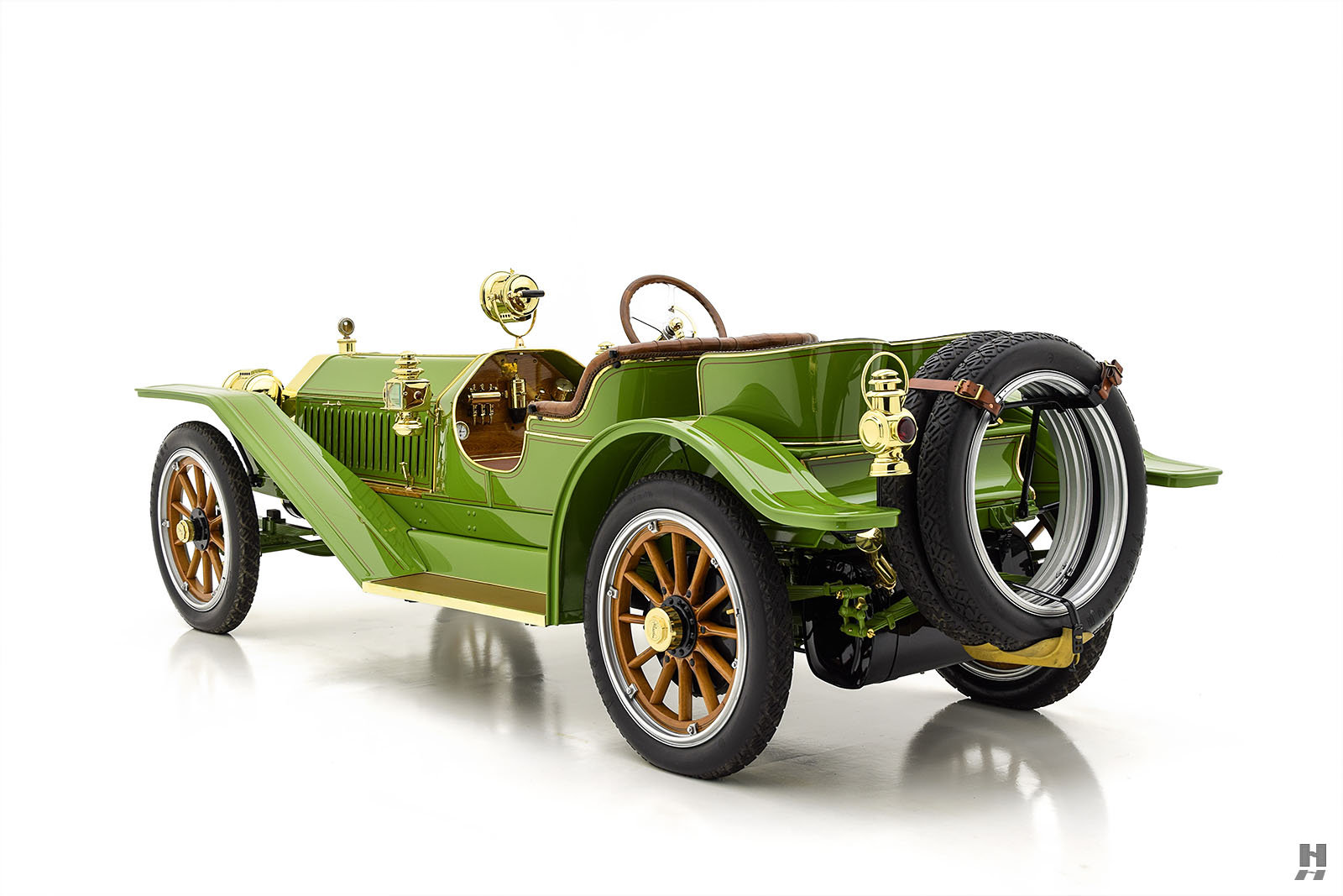 1909 PEERLESS MODEL 25 RACEABOUT For Sale (picture 6 of 6)