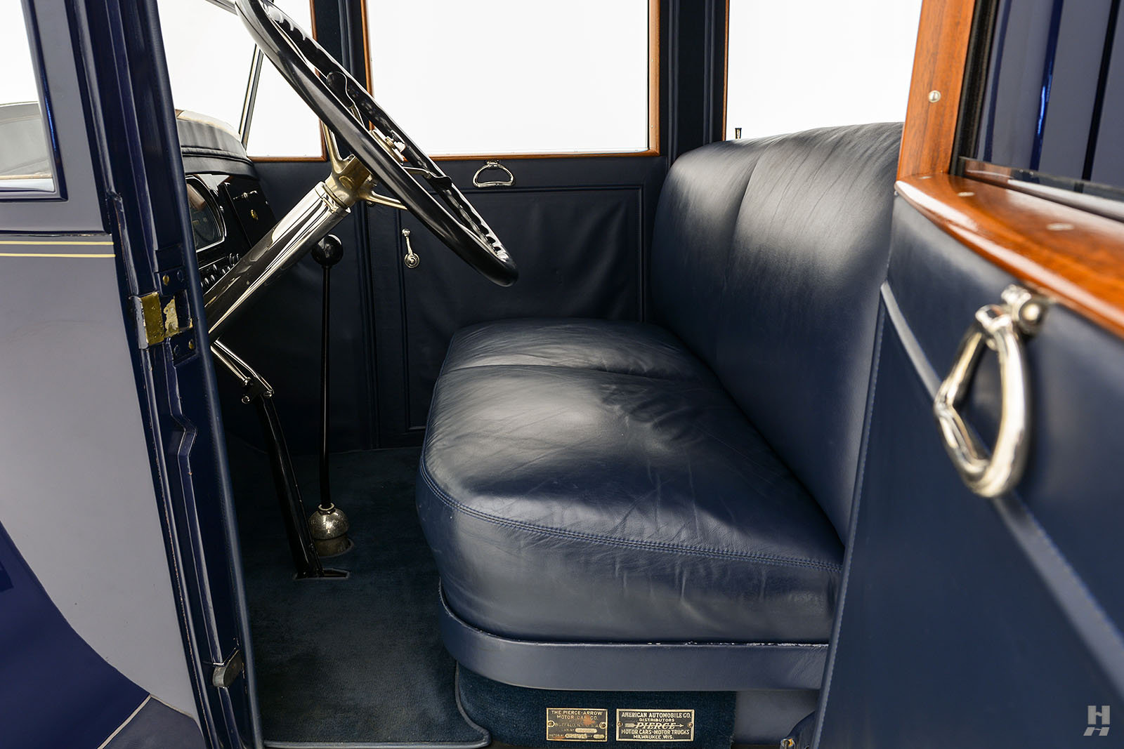 1921 PIERCE ARROW MODEL 32 VESTIBULE SUBURBAN For Sale (picture 3 of 6)