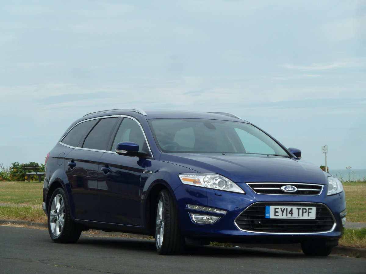 2014 MONDEO 2.0TDCi AUTOMATIC POWESHIFT TITANIUM X BUSINESS  For Sale (picture 1 of 6)