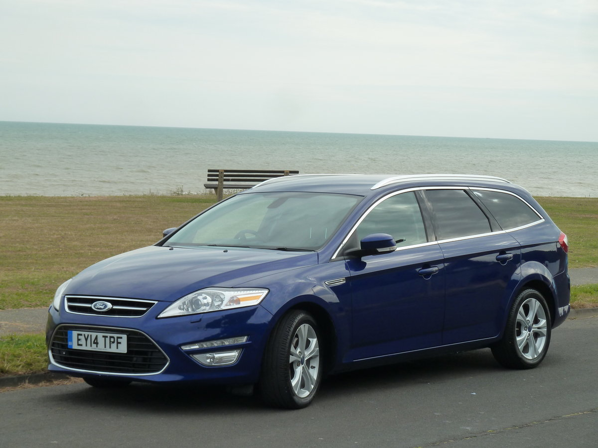 2014 MONDEO 2.0TDCi AUTOMATIC POWESHIFT TITANIUM X BUSINESS  For Sale (picture 2 of 6)