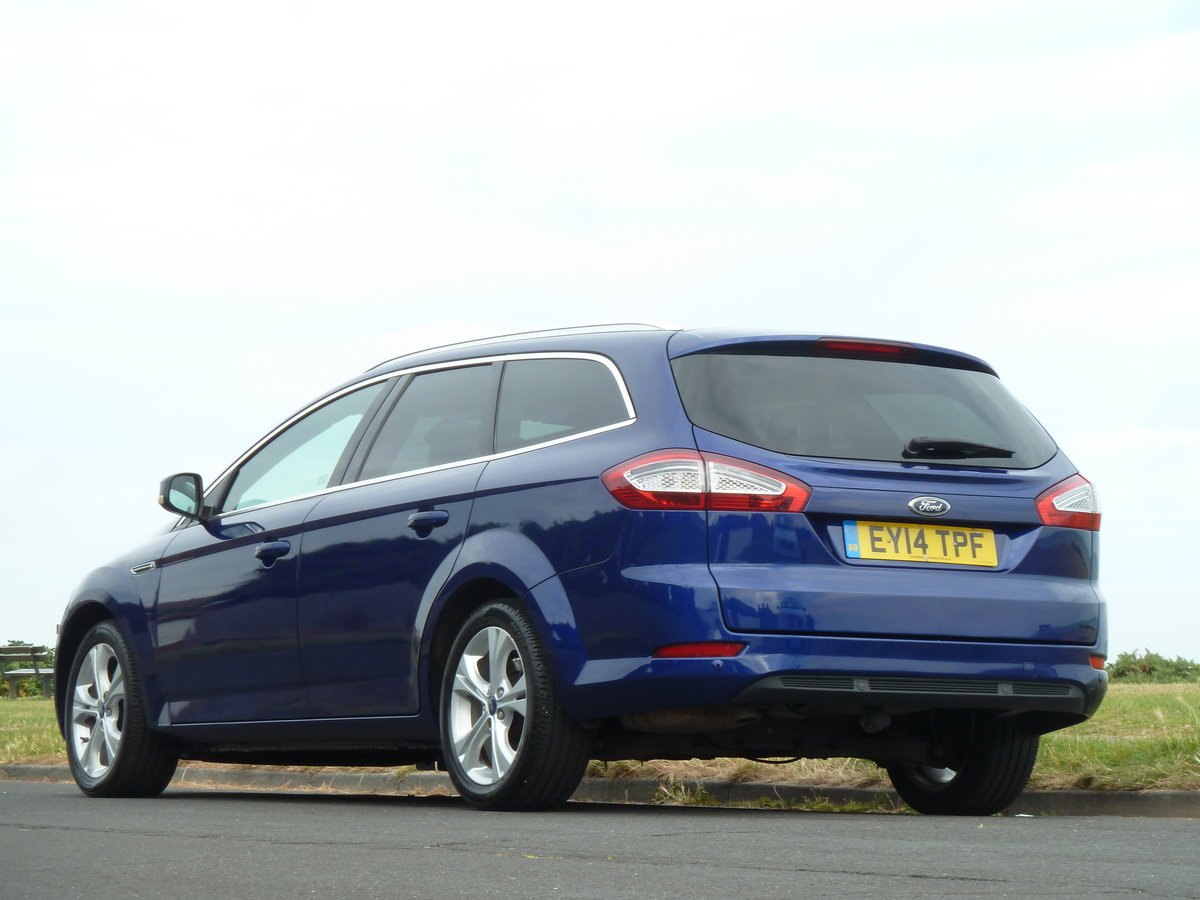 2014 MONDEO 2.0TDCi AUTOMATIC POWESHIFT TITANIUM X BUSINESS  For Sale (picture 6 of 6)