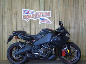 2009 Buell 1125 CR Only 4000 Miles From New Immaculate  For Sale