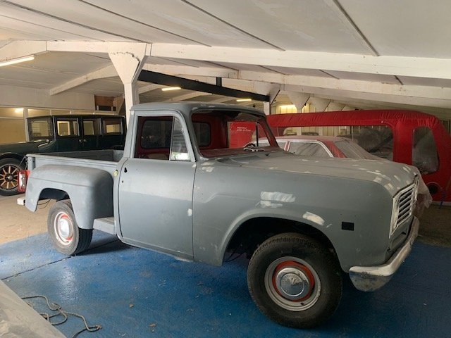 1973 International Harvester Pickup Truck For Sale (picture 1 of 6)
