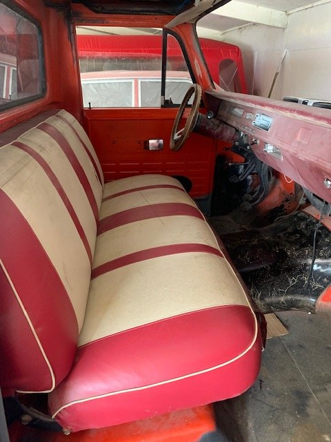 1973 International Harvester Pickup Truck For Sale (picture 3 of 6)