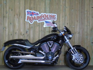 2009 Victory Hammer 1700 cc Super spec,Full service history For Sale