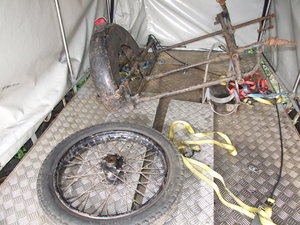1930 Prewar Trade sidecar chassis For Sale