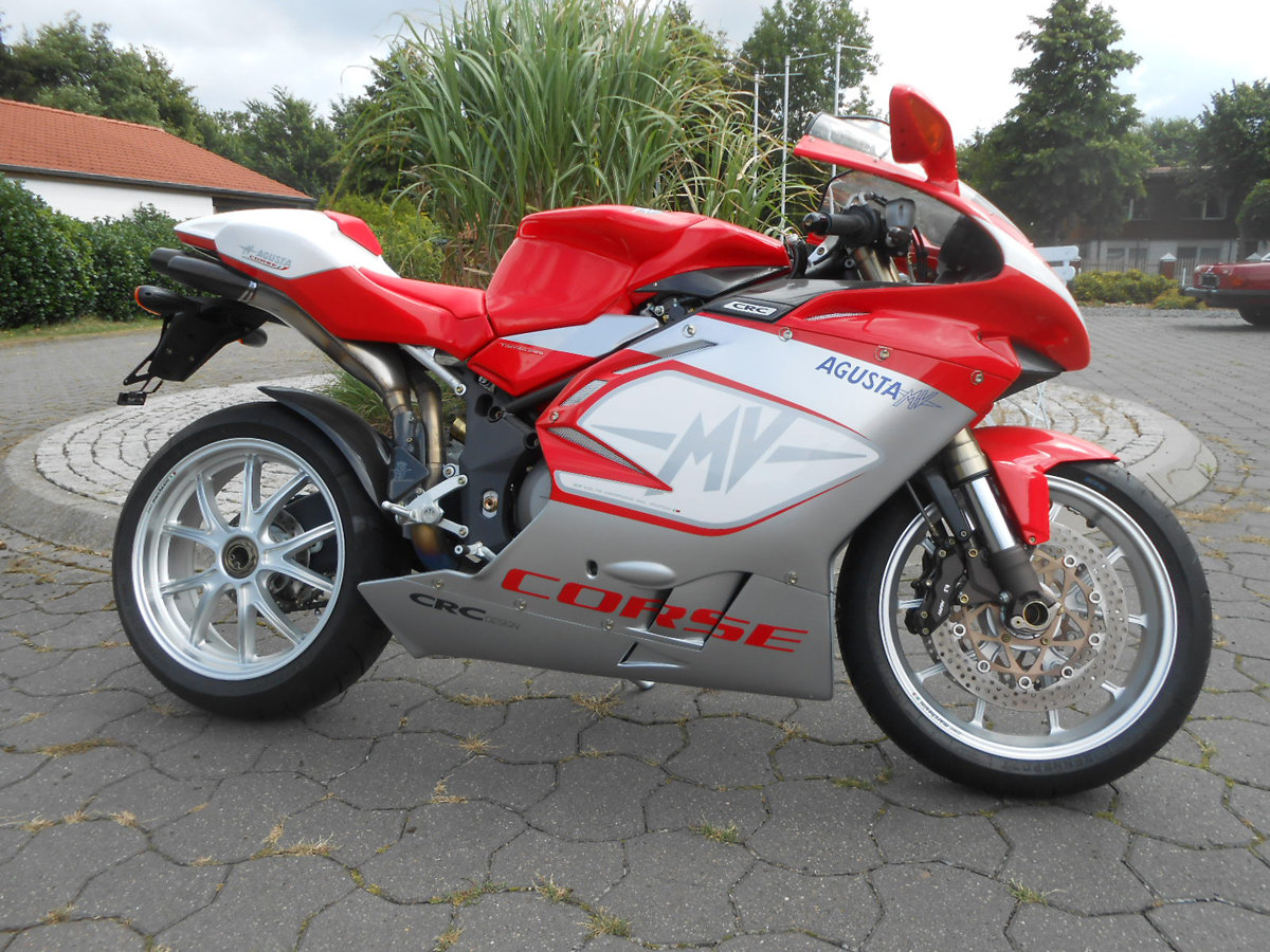 2005 MV Augusta F4 1000 Agostini For Sale by Auction (picture 1 of 6)