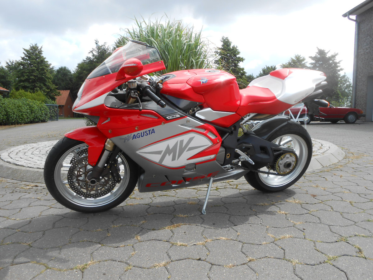 2005 MV Augusta F4 1000 Agostini For Sale by Auction (picture 2 of 6)