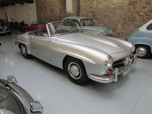 1957 Mercedes Benz 190SL For Sale by Auction