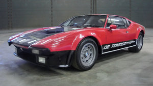 1974 De Tomaso Pantera GTS For Sale by Auction