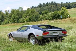 1974 De Tomaso Pantera For Sale by Auction