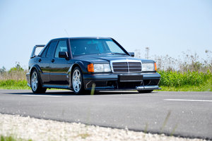 1990 Mercedes 190 E 2.5 16V Evolution II For Sale by Auction