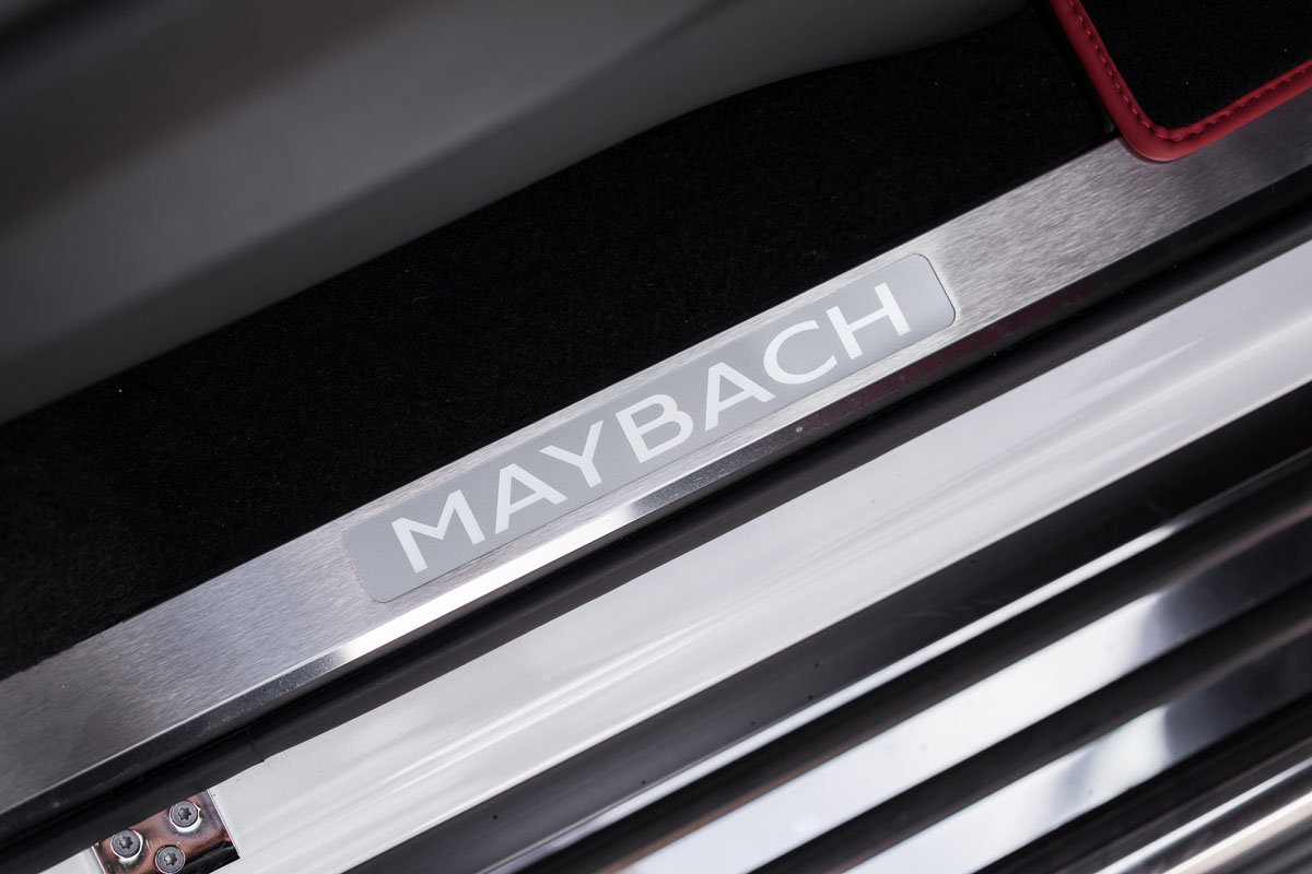 2018 Maybach G650 Landaulet For Sale by Auction (picture 3 of 6)