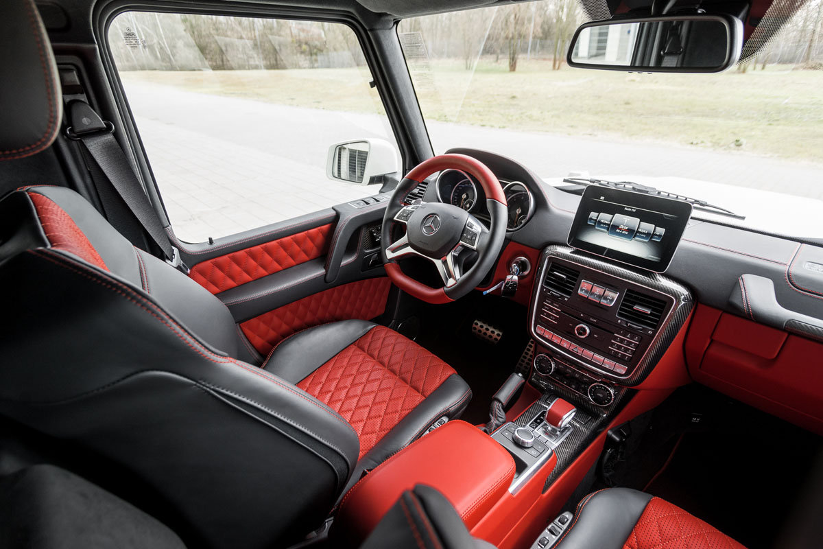 2018 Maybach G650 Landaulet For Sale by Auction (picture 6 of 6)