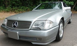 1996 Mercedes-Benz SL500 For Sale by Auction