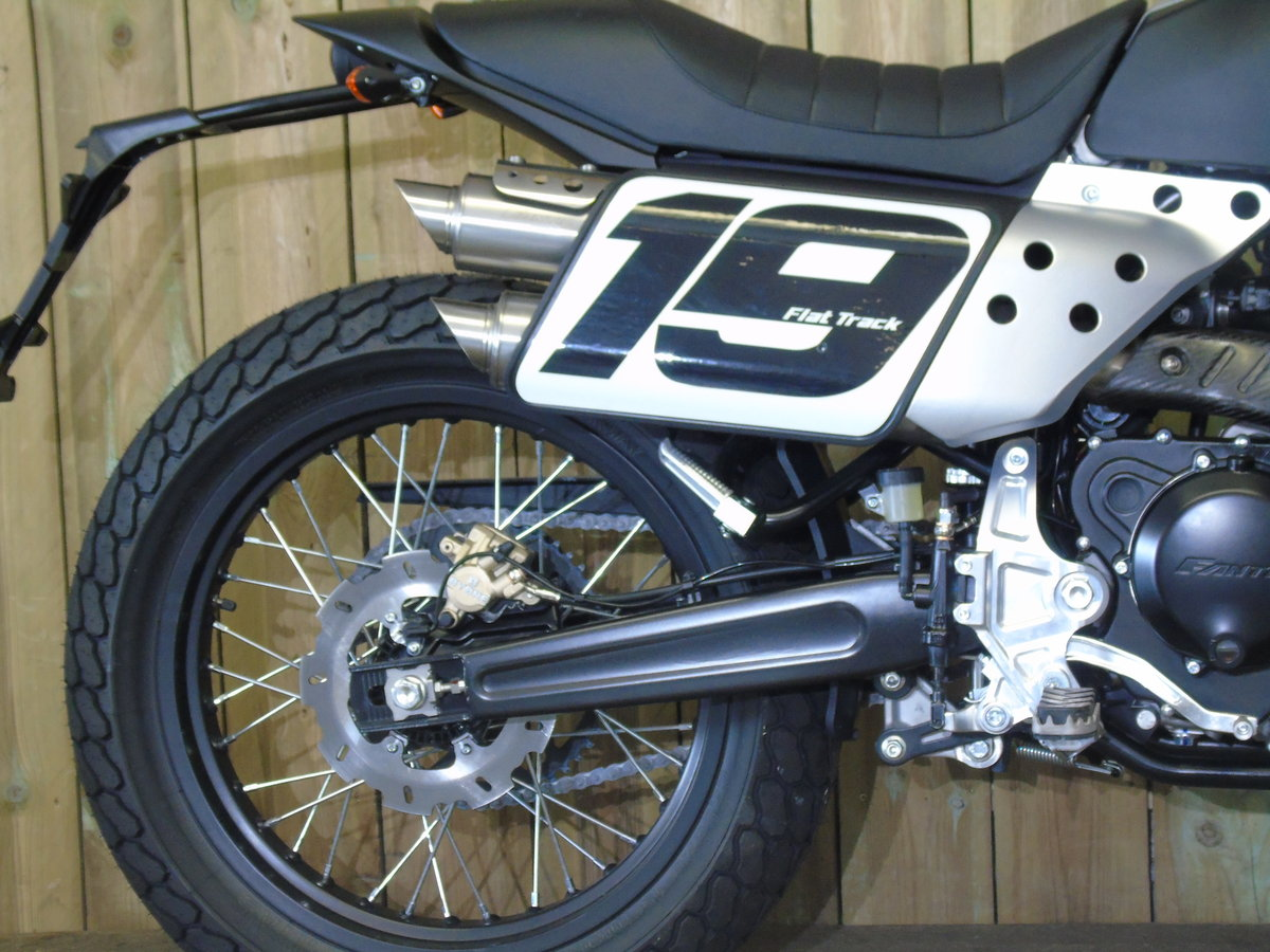 2020 Fantic Caballero 500cc Flat Track Brand New 0% Finance For Sale (picture 3 of 6)