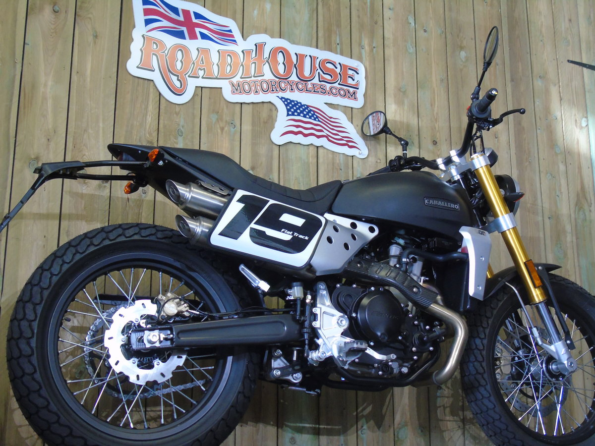 2020 Fantic Caballero 500cc Flat Track Brand New 0% Finance For Sale (picture 6 of 6)