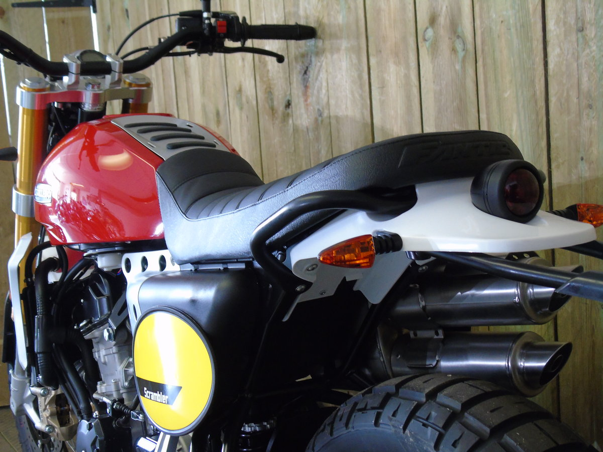 2020 Fantic Caballero Scrambler 500cc Brand New 0% Finance * UK D For Sale (picture 4 of 6)