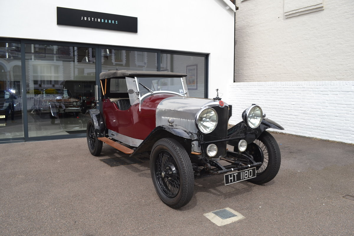 1930 Crossley Silver 2.0 Litre Tourer RHD For Sale (picture 1 of 6)
