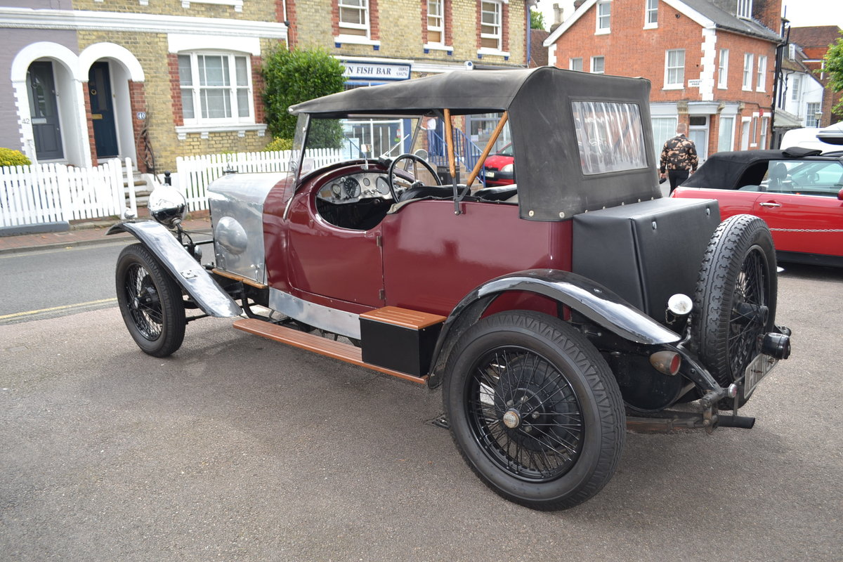 1930 Crossley Silver 2.0 Litre Tourer RHD For Sale (picture 2 of 6)