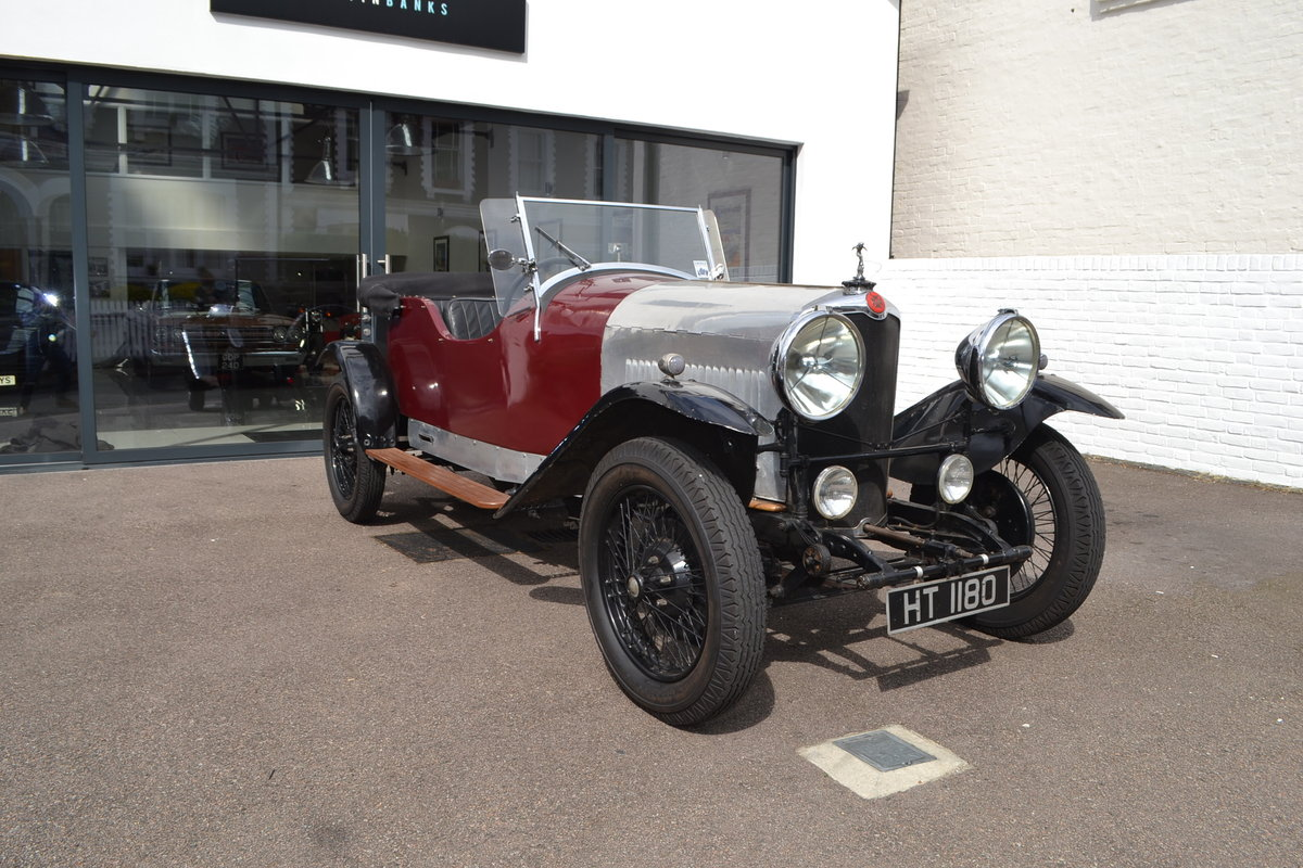 1930 Crossley Silver 2.0 Litre Tourer RHD For Sale (picture 3 of 6)