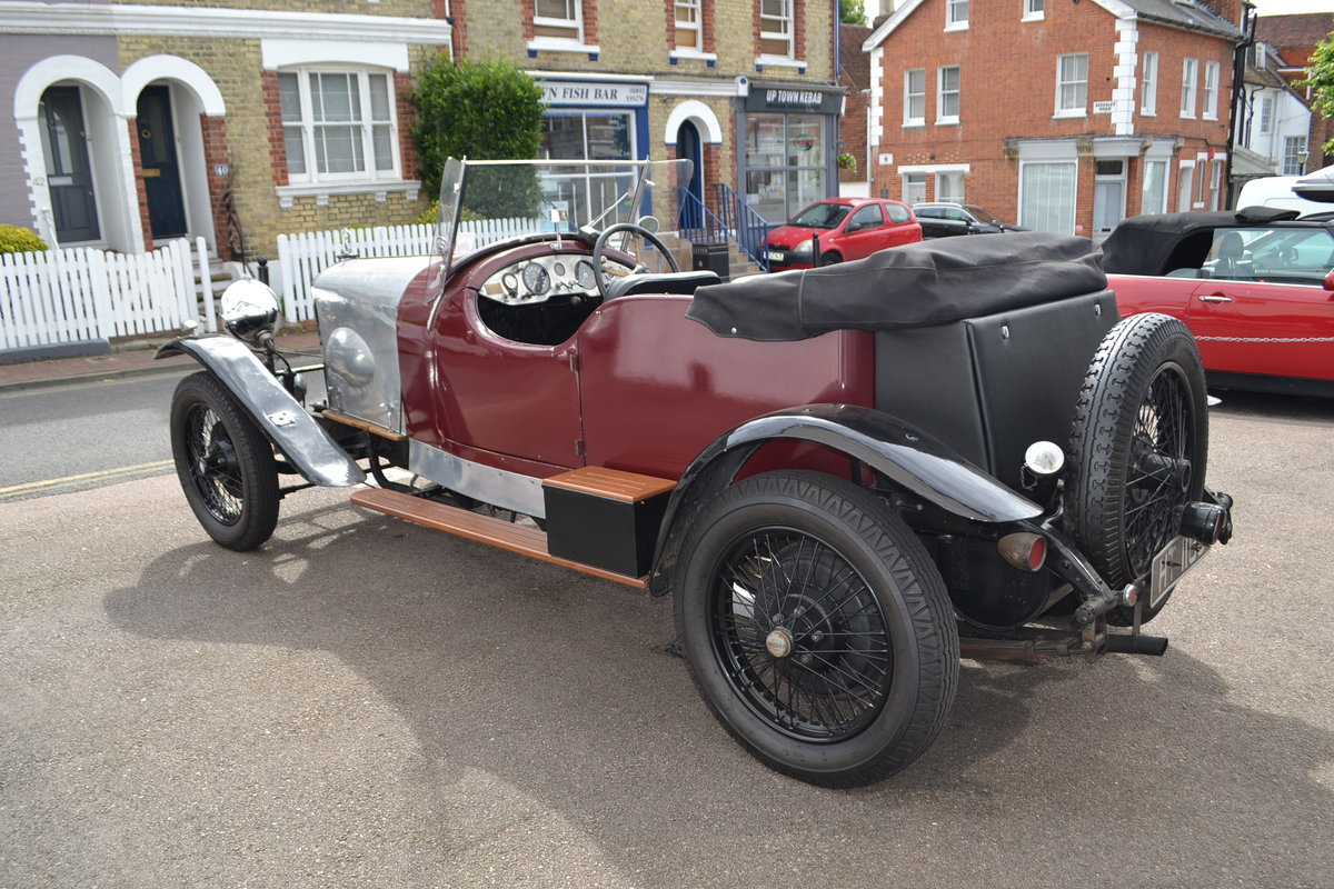 1930 Crossley Silver 2.0 Litre Tourer RHD For Sale (picture 4 of 6)
