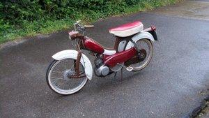1959 Mobylette 50cc Twin seat AV89 motobecane SOLD