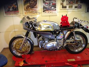 1954 Triton T150V . The Ultimate edition. SOLD