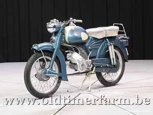 1962 Zündapp 510-171 '62 For Sale