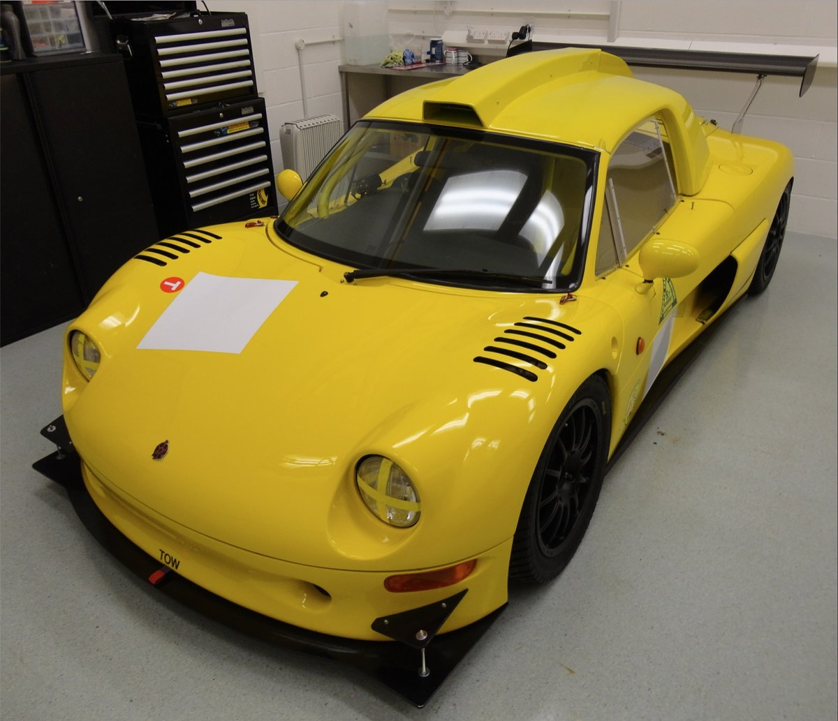 The only Tommy Kiare ZZ SE-R For Sale (picture 4 of 6)