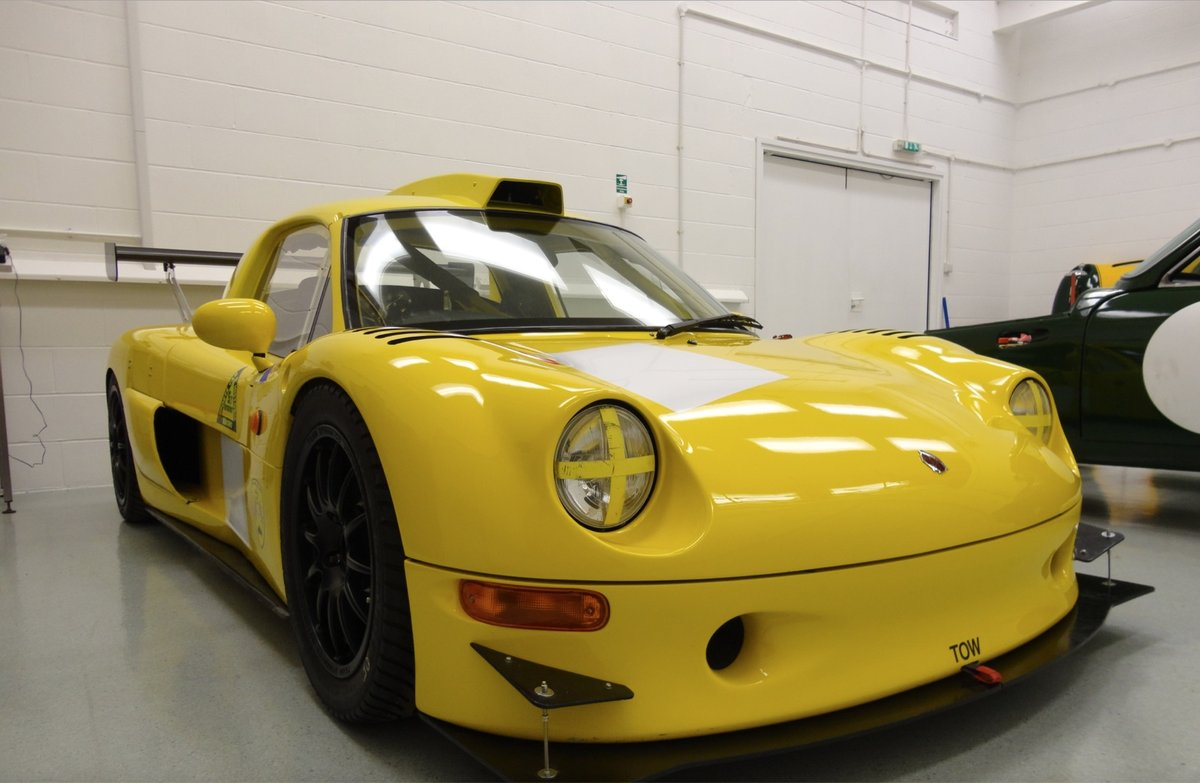 The only Tommy Kiare ZZ SE-R For Sale (picture 1 of 6)