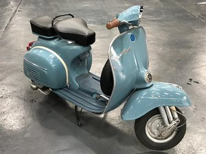 1970 PIAGGIO (DOUGLAS) VESPA 150cc ALL MODELS, NO MILEAGE!!