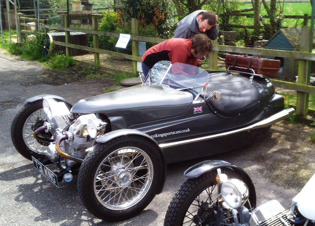 2010 Triking Cyclecar Ex Demonstrator For Sale (picture 1 of 6)