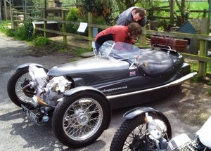 2010 Triking Cyclecar Ex Demonstrator For Sale