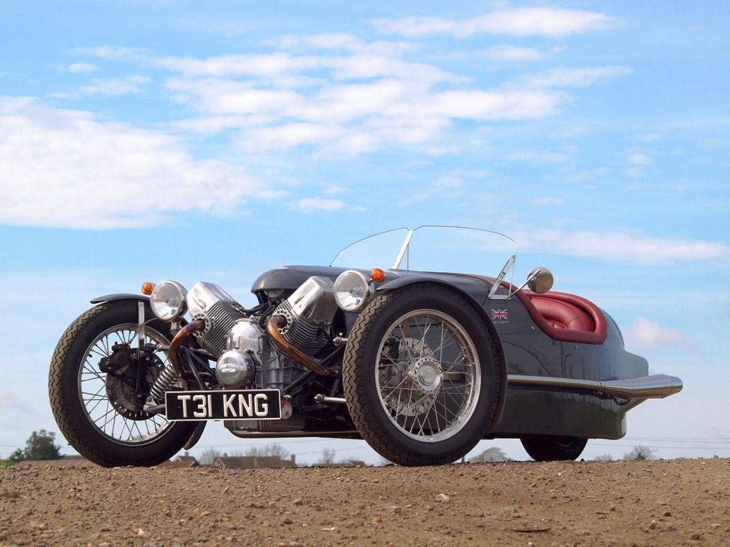 2010 Triking Cyclecar Ex Demonstrator For Sale (picture 3 of 6)