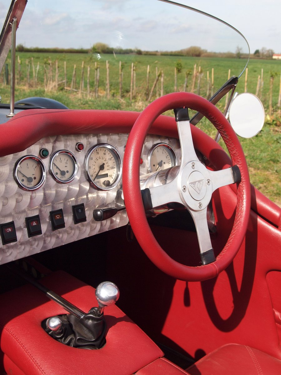 2010 Triking Cyclecar Ex Demonstrator For Sale (picture 4 of 6)