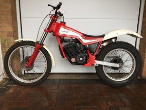 1985 Fantic 241 Classic Trails Bike Mono Shock