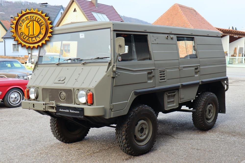 1977 Steyr-Puch Pinzgauer 710K 4x4 For Sale (picture 1 of 6)