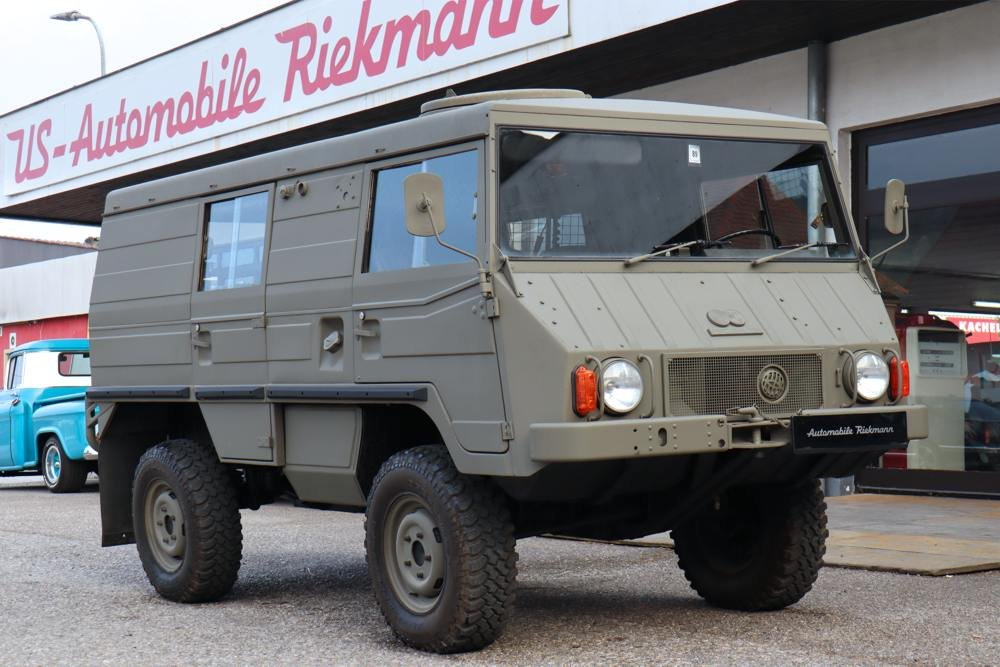 1977 Steyr-Puch Pinzgauer 710K 4x4 For Sale (picture 2 of 6)