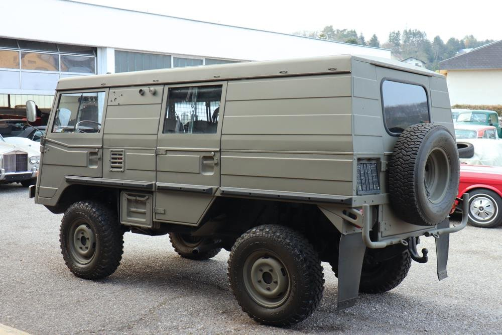 1977 Steyr-Puch Pinzgauer 710K 4x4 For Sale (picture 3 of 6)