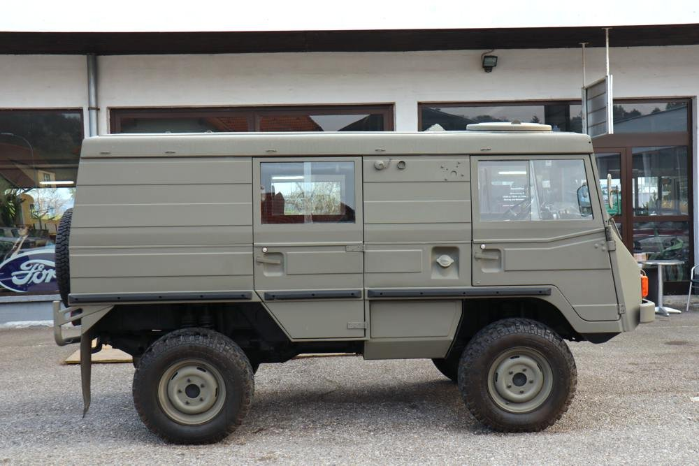 1977 Steyr-Puch Pinzgauer 710K 4x4 For Sale (picture 4 of 6)