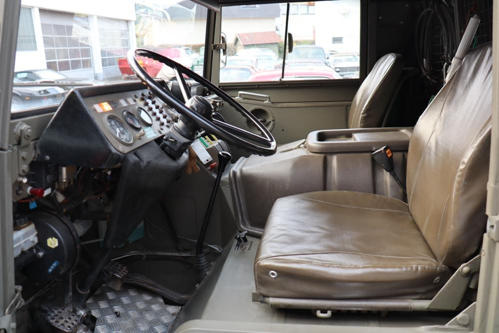 1977 Steyr-Puch Pinzgauer 710K 4x4 For Sale (picture 5 of 6)