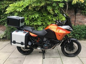 2016 KTM 1190 Adventure, 1 Owner, FSH, Exceptional Condition