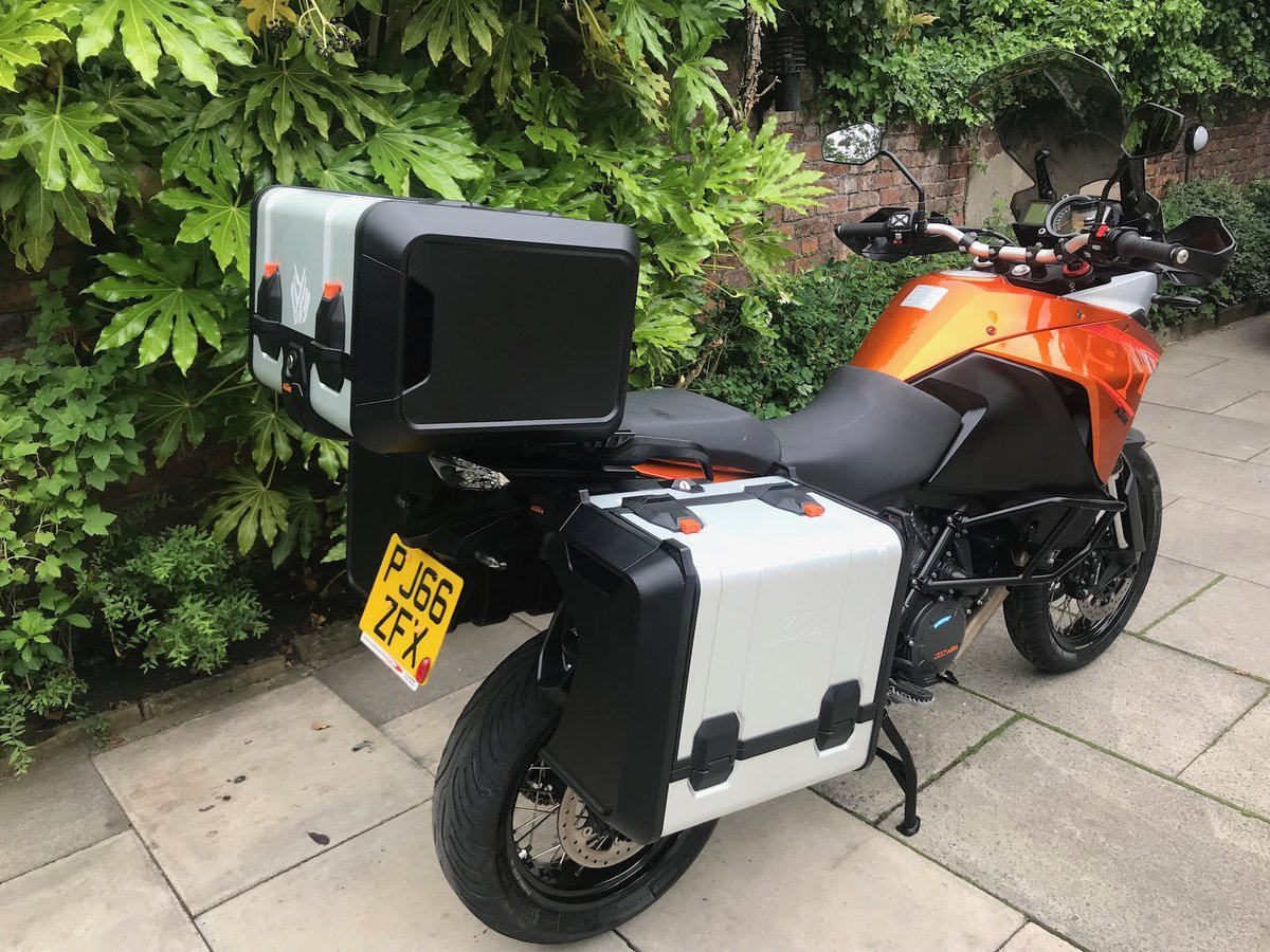 2016 KTM 1190 Adventure, 1 Owner, FSH, Exceptional Condition  SOLD (picture 2 of 6)