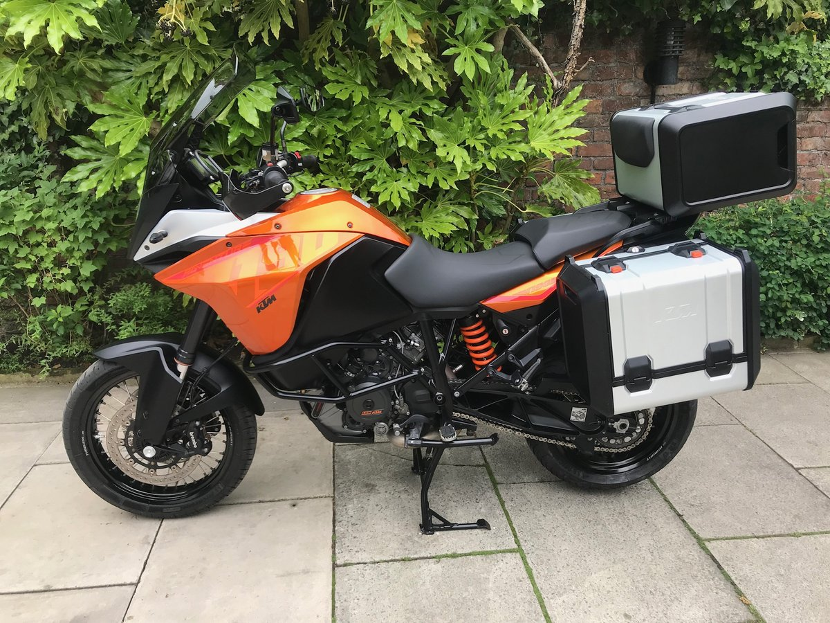 2016 KTM 1190 Adventure, 1 Owner, FSH, Exceptional Condition  SOLD (picture 3 of 6)