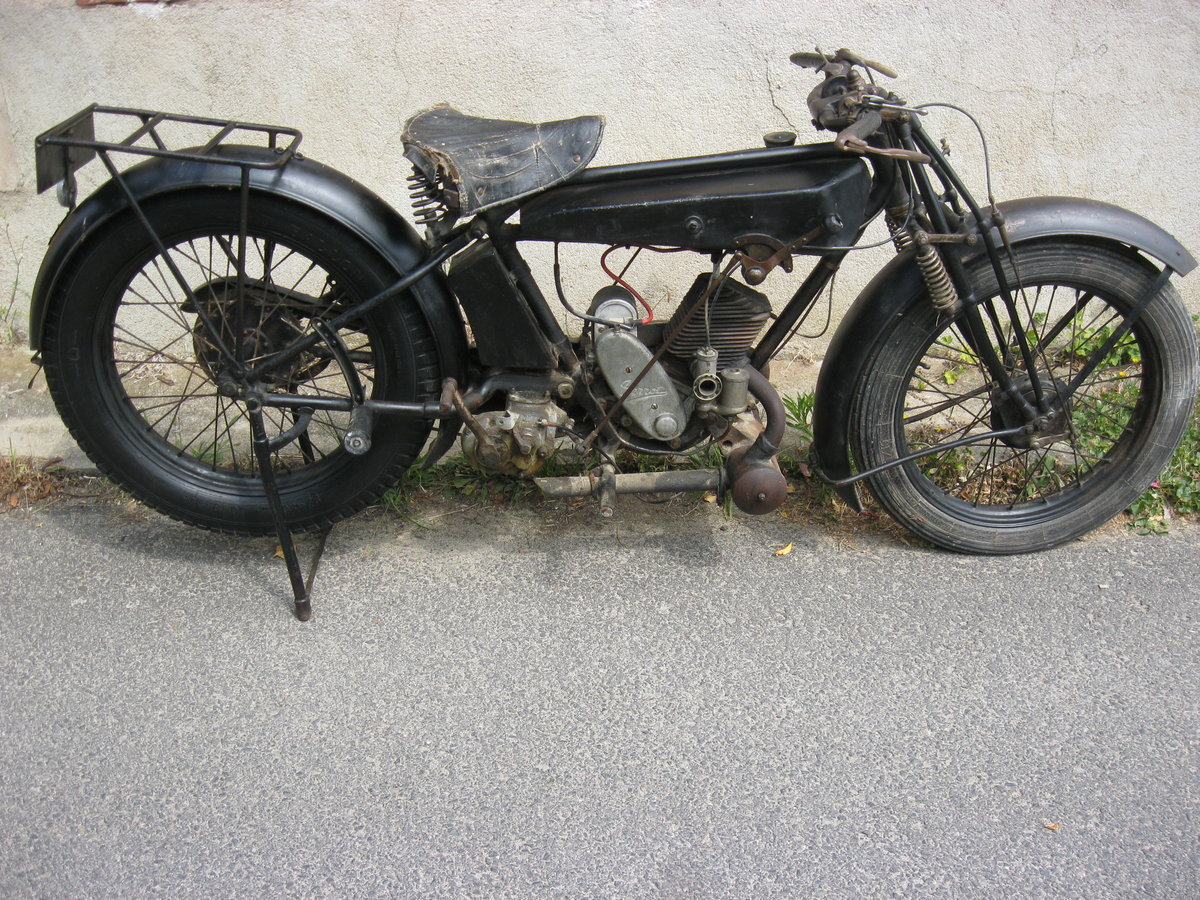 1926 TERROT 250 type F For Sale (picture 1 of 6)